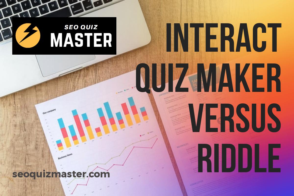 Interact VS Riddle Quiz