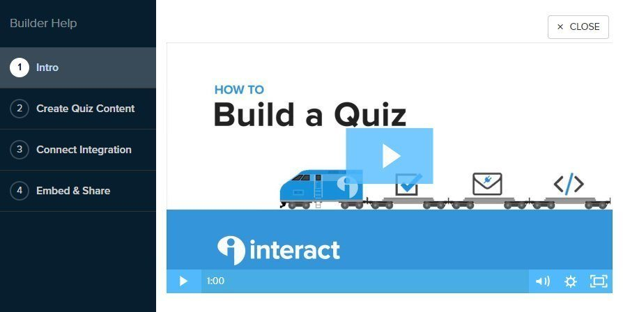 interact quiz maker review